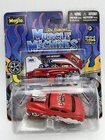 Mercury 1949 Muscle Machines Toy Fair 2013 Modellauto 1:64 Maisto