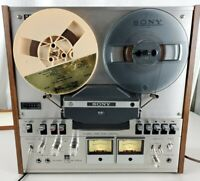 Vintage Sony TC-458 Reel To Reel Tape Deck *For Parts*