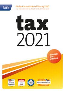 tax 2021 (für Steuerjahr 2020), Download (ESD), Windows