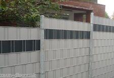 Doppelstabmatten 80m 1230mm anthrazit Gittermatten Stahlgitterzaun Metallzaun
