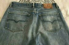 DIESEL CHEYENNE - Mens Vintage Jeans W36 L33 Blue Regular Fit Straight High Rise