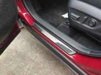 Per Opel Mokka Accessori Pedali e Pedane Sottoporta Battitacco Davanzale Portie