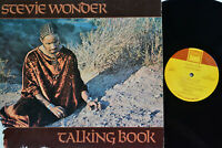 Stevie Wonder~Talking Book~Tamla T-319L Vinyl LP superstition Excellent sound