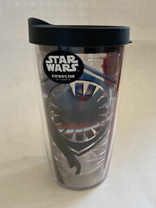 STAR WARS Tervis Tumble Kylo Ren  With Lid  16 oz New