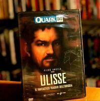 ULISSE IL FANTASTICO VIAGGIO DELL'ODISSEA DVD NUOVO SIGILLATO QUARK PIERO ANGELA