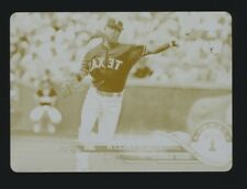 2018 Topps Chrome Update RC Isiah Kiner- Falefa 1/1 Yellow Printing Plate!!!