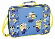 Minions Schultasche Laptop Tasche Umhängetasche Kindertasche Schultertasche Bag