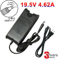 For Dell Latitude E6330 E6430 E6530 E5420m AC Adapter Power Supply Charger 90W