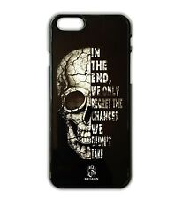 iPhone Cover Case  Plastic Thin Skull Glossy Pattern Case For iphone  6 , 6 S