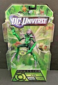 "DC UNIVERSE CLASSICS Wave 2 GREEN LANTERN G'HU #3 Mattel 6"" BAF STEL 2010 NEW"