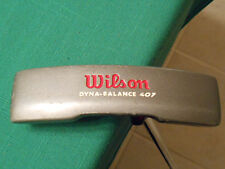 """WILSON DYNA-BALANCE 407 PUTTER - 35"""" LONG - VERY GOOD CONDITION!"""