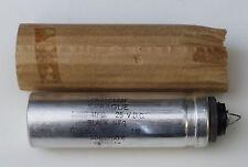Nos Sprague Jan Ce41C122F Capacitor - 1200 Mfd 25 Vdc