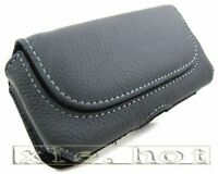New Leather Case Pouch Holster Belt Clip Case Cover Pocket For Apple iPhone 5 5S