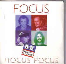 Focus-Hocus Pocus cd single