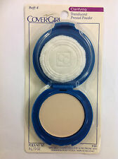 CoverGirl Clarifying Translucent Pressed Powder For ACNE Prone Skin Buff- 4 NEW
