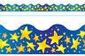 Estrellas Luces Altas Excelente Marcos Aula Anuncios Pantalla De Tablero Bordes