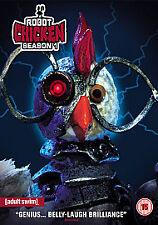 Robot Chicken Complete 1st Season Dvd Brand New & Factory Sealed