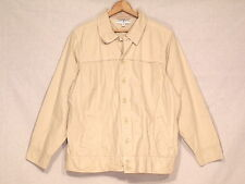 Tommy Hilfiger lightweight beige jacket with lace / women's XL / wonderful / bn1
