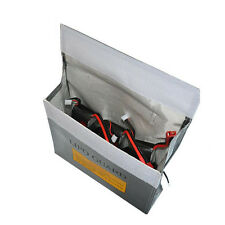 3 in 1 LiPo Battery Safe Bag 240X65X180mm Protection Bag Explosion Proof Guard