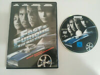 The Fast And The Furious Aun mas Rapido A Todo Gas DVD + Extra Spagnolo English