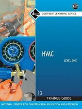 HVAC Level 1 Trainee Guide, Paperback (3rd Edition) by NCCER