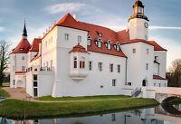 3 Tage Relax Urlaub 4 **** Schloss Hotel Drehna Spreewald Sauna Pool Wellness