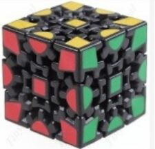 Gear Cube Speed Rubik's Cube Black