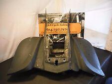 2002 02 Yamaha Raptor YFM660R YFM660 YFM 660 Rear Fender Plastic Fairing Cowl