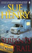 The Serpents Trail (Maxie and Stretch-ExLibrary