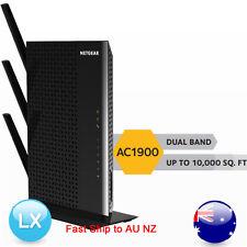 AU Netgear EX7000 AC1900 Dual Band Wireless Gigabit Range Extender WiFi Booster