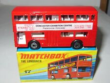 MATCHBOX SUPERFAST No.17 THE LONDONER BUS 'IMPEL 79'  - RARE MIB