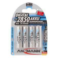 4x ANSMANN Digital NiMH Akku Mignon AA Typ 2850 (min. 2650mAh) HR6 5035092
