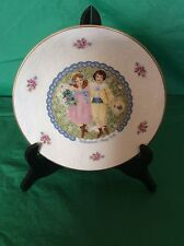 Royal Doulton Cabinet Plate Valentine'S Day 1976