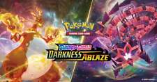 Pokemon Sword & Shield - DARKNESS ABLAZE - Pick Your Card - Complete Your Set -