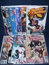 Wonder Woman #2 -#13, Annual #1 Dc Comics 2006 Nm with Bag and Board