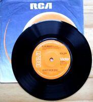 """EX/EX Elvis Presley ALWAYS ON MY MIND / SEPARATE WAYS 7"""" VINYL 45 (RCA 2304)"""