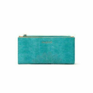 New Spanish Desigual women's fashion and exquisite embroidery Long Wallet