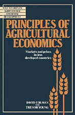 Principles of Agricultural Economics: Markets and Prices in Less Developed Count