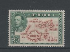 Lightly Hinged Postage Fijian Stamps (Pre-1967)