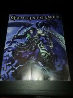 Game Informer Magazine July 2011 Issue 219 Darksiders II Video Game Guide
