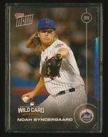 2016 Topps NOW New York Mets NL Wild Card 15-Card POSTSEASON TEAM SET