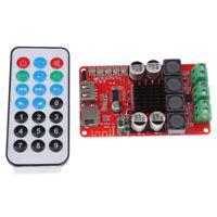 2x50W Wireless Bluetooth Audio Receiver Board/DIY Stereo Amplifier Module