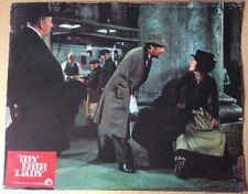 MY FAIR LADY Audrey Hepburn Rex Harrison Aushangfoto #B