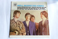 Well respected Kinks () The Kinks (MALS 612) LP