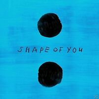 ED SHEERAN - SHAPE OF YOU (2-TRACK)   CD SINGLE NEW!