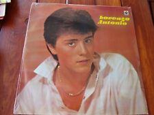 LORENZO ANTONIO New Record Grabado en 1985 bajo el sello MusartDisco Nuevo