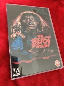 THE BEAST WITHIN DVD ARROW VIDEO UK REGION 2