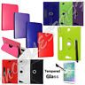 "360 Rotation Leather Case Stand Cover For Samsung Galaxy TAB A 7"" Inch SM-T280"