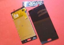 GLS DISPLAY LCD +TOUCH SCREEN per WIKO U-FEEL LITE NERO ASSEMBLATO NUOVO UFEEL