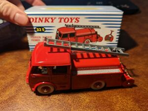 Reproduction fire truck Dinky toys 32E Diecast Models